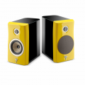 Акустика Focal Kanta №1 Solar Yellow-Black HG