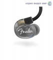 Наушники Fender DXA1 In-Ear Monitors Transparent Charcoal