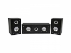 Комплект акустики 3.0 MT-Power Elegance-2 Black: Elegance-2 CR-C + Elegance-2 CR-R