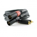 Phono кабель Graham Slee CuSat50 Interconnect RCA-XLR 1.5m