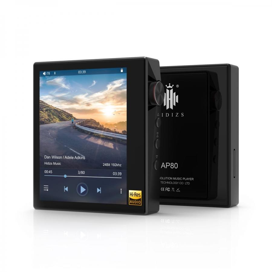 47da979bafc4e Купить Аудиоплеер Hidizs AP80 Black - MP3 плееры - лучшая цена в ...