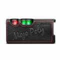 Чехол Chord Premium Leather Case for Mojo-Poly Black