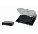 Проигрыватель винила Pro-Ject Primary E OM NN + Phono Box E BT Black