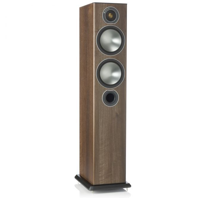 Monitor Audio BRONZE 5 обзор продукта
