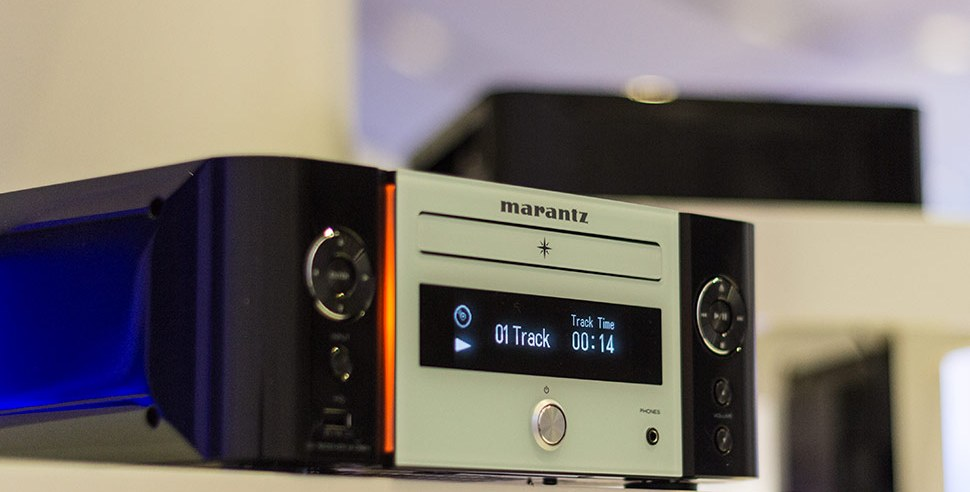 Сетевой плеер Marantz Melody Media M-CR611