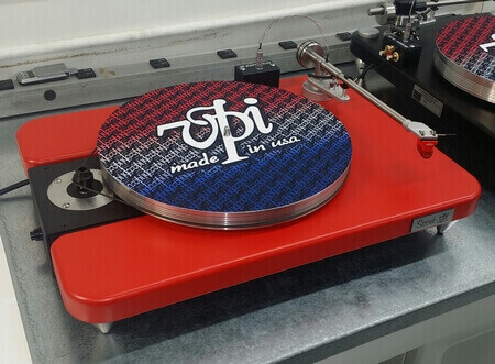 Limited Scout Jr turntables фото