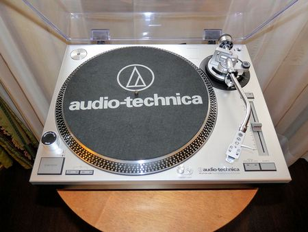Audio-Technica AT LP-120 USB фото