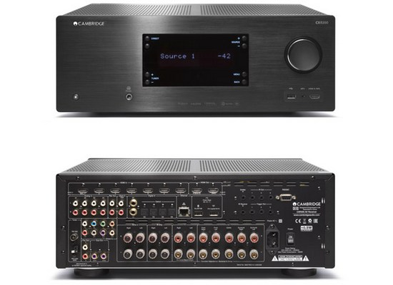 Cambridge Audio CXR 200 фото