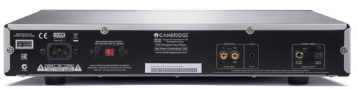 Cambridge Audio CXC обзор