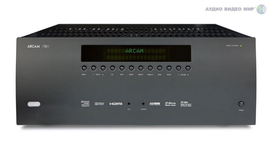 Продажа AV-ресиверов